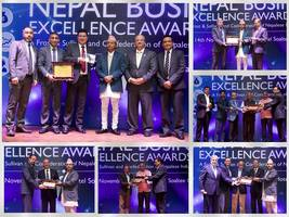 frost & sullivan and cni jointly host the first edition of 2017 nepal business excellence awards in kathmandu