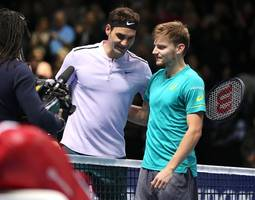 Nitto ATP Finals: David Goffin ends Roger Federer's dream season for shot at own fairytale ending