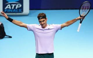 here's how much prize money is at stake at this year's atp finals