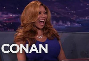 wendy williams laughs about giving her husband a bj in front of her son