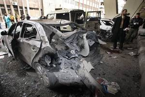 ISIS car bomb kills 20 in Syria