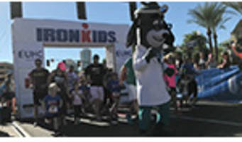 UnitedHealthcare IRONKIDS Arizona Fun Run Motivates Young People to Lead Active, Healthy Lifestyles