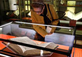 judaism is the star at a bible museum built by hobby lobby