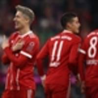 Bayern further clear as Manchester City win again
