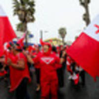 Fan day to celebrate Tonga's Rugby League World Cup win
