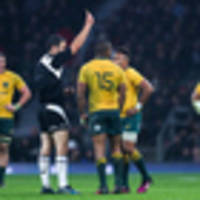 Jonathan Kaplan: Australia cannot lay all blame for defeat at the referee