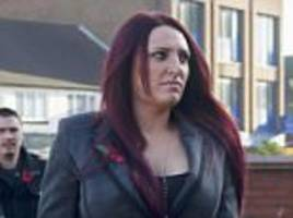 britain first deputy charged with threatening language