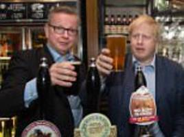 'gove and johnson's letter to pm was contemptible'