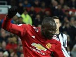 Jose Mourinho happy to see Romelu Lukaku back in the goals