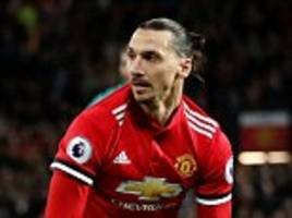 Man United star Zlatan Ibrahimovic vows to hunt down City
