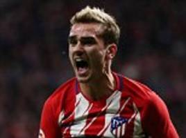 real madrid plotting to snatch £90m antoine griezmann