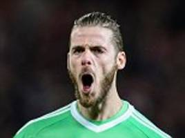 real madrid to launch another move for david de gea