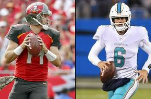 preview: buccaneers, dolphins finally meet in game rescheduled by hurricane irma