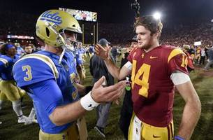 CIF Southern Section alums (very) prevalent at Coliseum during Trojans' victory over Bruins