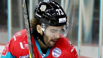 matt bissonnette forced to leave belfast giants for personal reasons
