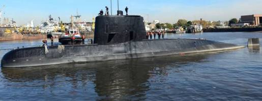 crew of missing argentine submarine makes contact attempt