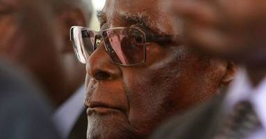 The President Is Gone - Zimbabwe Ruling Party Officially Ousts Mugabe
