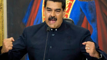 who's next? venezuela's collapse puts these nations at risk