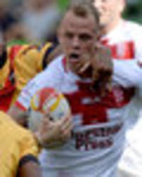 england star kev brown set to miss tonga semi-final due to concussion