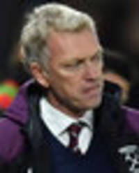 west ham boss david moyes slams stars after first defeat: some players let me down
