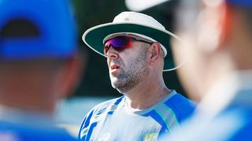 Australia 'see things they like' in England, says coach Lehmann