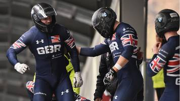 bobsleigh world cup 2017: great britain win first medal since 2013