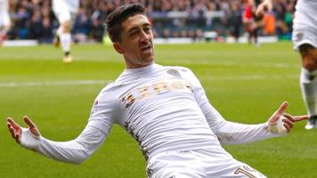Leeds beat Middlesbrough in Monk's return to Elland Road