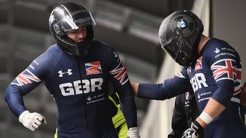 Bobsleigh World Cup: Great Britain win bronze for first podium since 2013