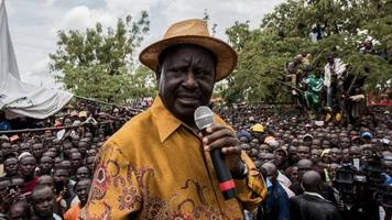 kenyan opposition wants international help with post-election violence
