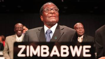 Zimbabwe Party Vote Signals The End Of Robert Mugabe's Rule