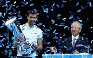 dimitrov scoops £1.9m prize money at atp finals in london