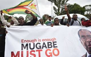 Impeachment of Robert Mugabe expected to go ahead after he fails to resign