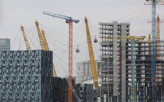 the government's about to make a major push to build more homes
