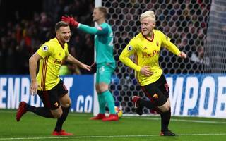watford sink west ham in moyes's first game in charge