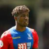Wilfried Zaha urges Crystal Palace to be more ruthless following Everton draw