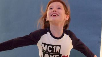 The children's clothes helping to empower redheads