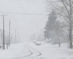 Shape of Lake Ontario generates white-out blizzards, study shows