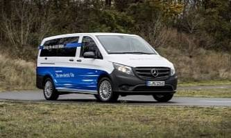 2018 mercedes-benz evito is a huge upgrade from the vito e-cell