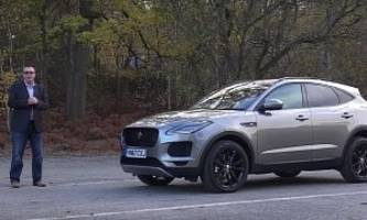 Jaguar E-Pace Gets Mixed First Review in Britain