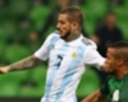 Benedetto facing Argentina World Cup KO with cruciate injury