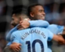 mendy injury forces me to pick either aguero or jesus – guardiola
