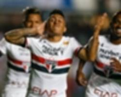 peru star returns to sao paulo two days late after wild world cup celebrations!