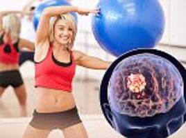 aerobic exercise can help you recover from a brain injury