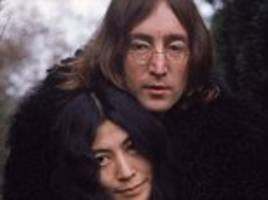 john lennon's widow forces bar to change its name
