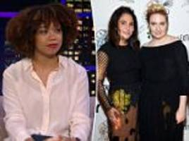 Lena Dunham is accused of 'hipster racism' by writer