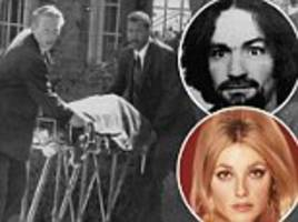 manson victims were in the wrong house at the wrong time