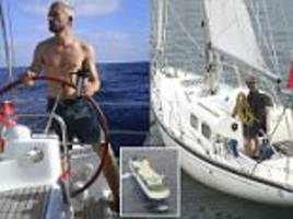 british sailor rescued by us merchant ship off perth