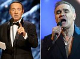 response to kevin spacey claims ridiculous says morrissey
