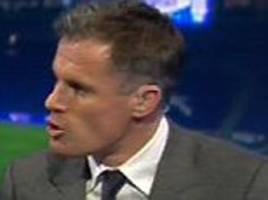 arsenal are still ahead of tottenham, says jamie carragher