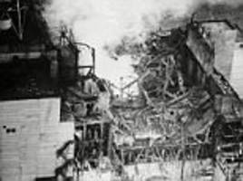 study: nuclear explosion came first in chernobyl disaster